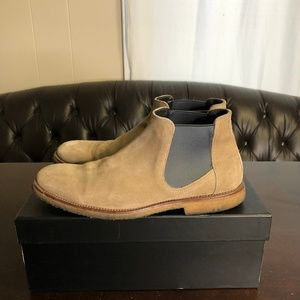 To Boot New York Shoes - To Boot New York Men's Sullivan Suede Chelsea Boot